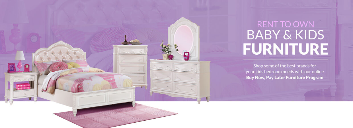 Baby Kids Furniture Items On Finance Credit Lease Starting